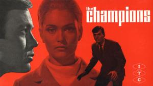 This was the cover of a brochure printed to advertise the start of the series.