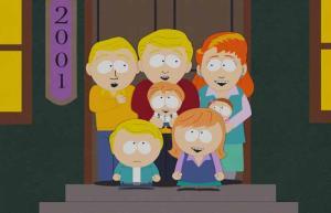 South Park is my guilty pleasure.